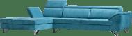3-sitzer + longchair links