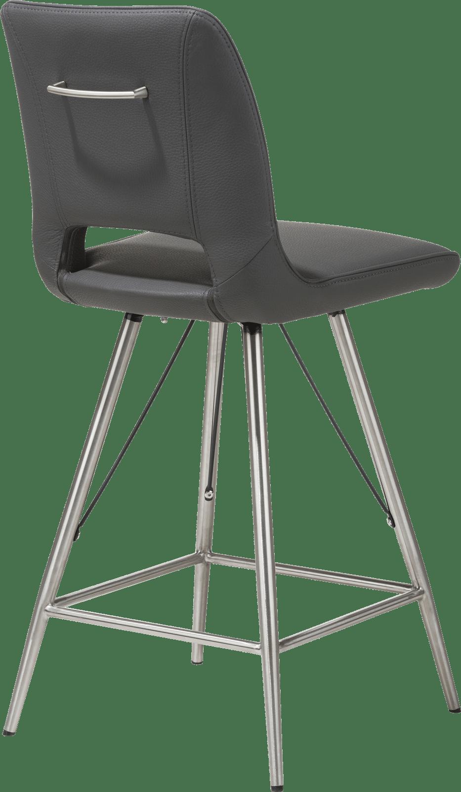 Ou Antracite CharcoalAccent Duncan Tatra Chaise Bar De Inox nOk0wPX8