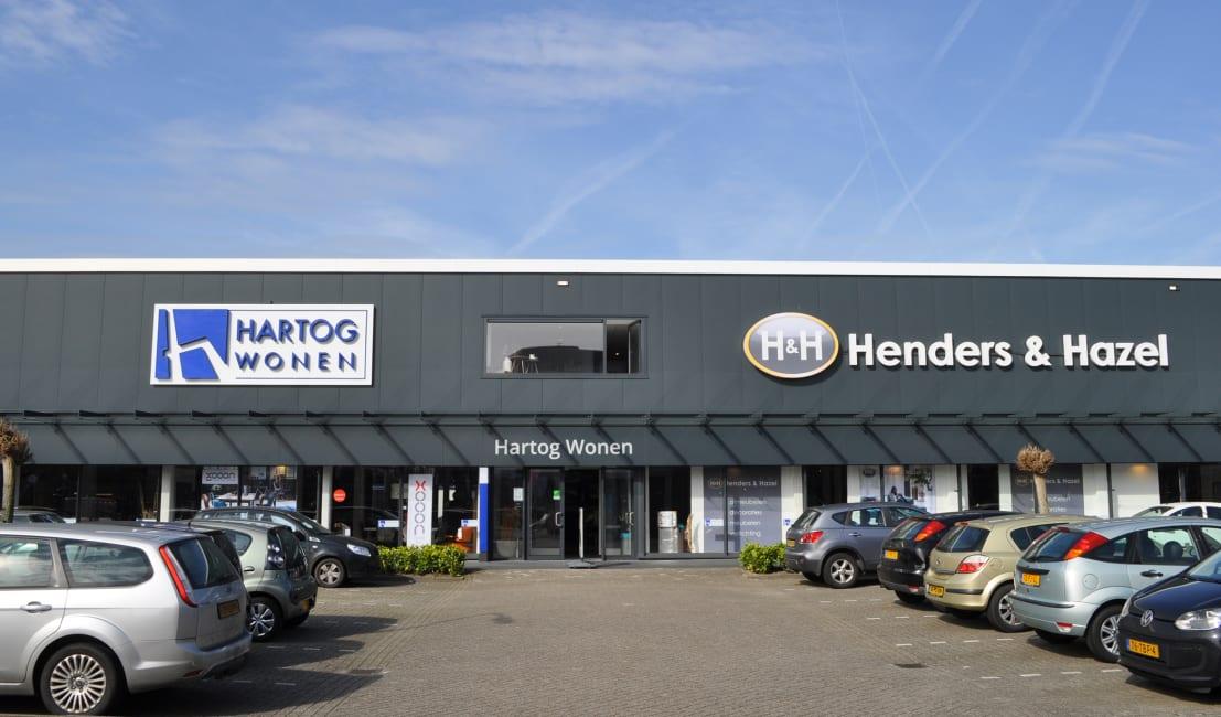 Bankstellen Outlet Utrecht.Woonwinkel Hartog Wonen In Utrecht Henders Hazel