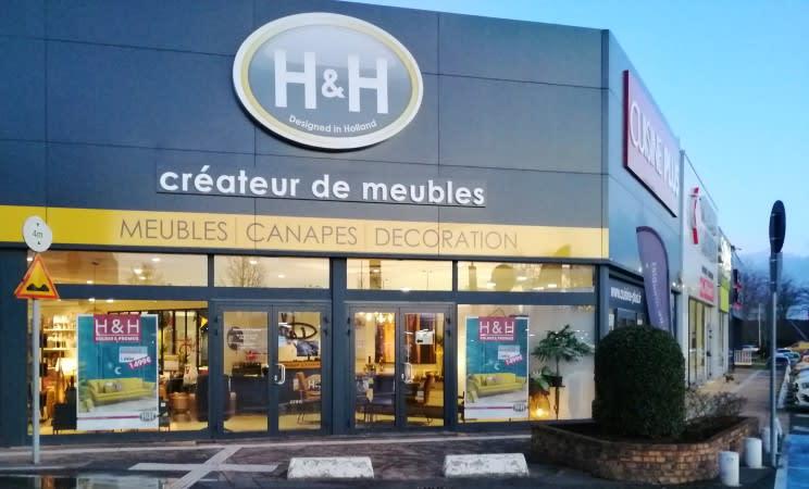 Magasin De Meubles Ormesson 94 H H