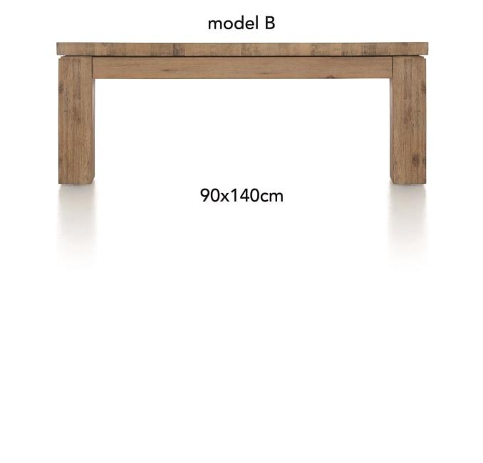 A La Carte - salontafel 140 x 90 cm - ben