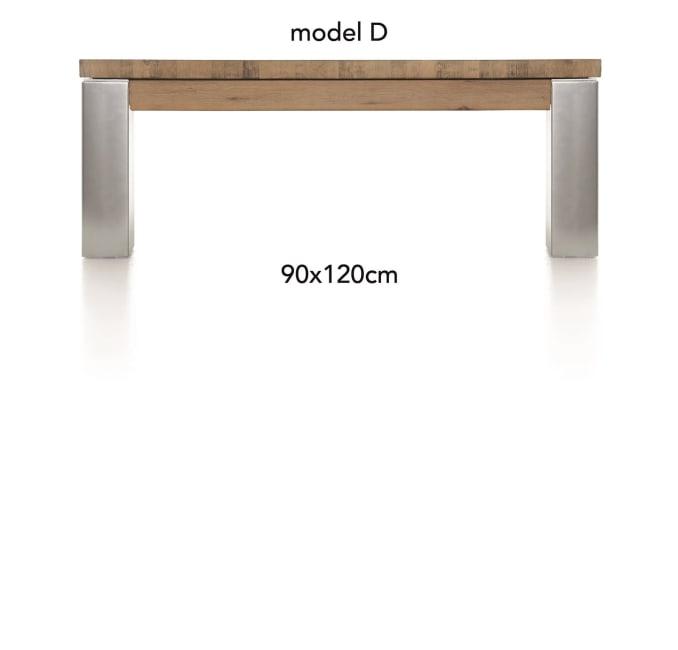 A La Carte - table basse 120 x 90 cm - dirk