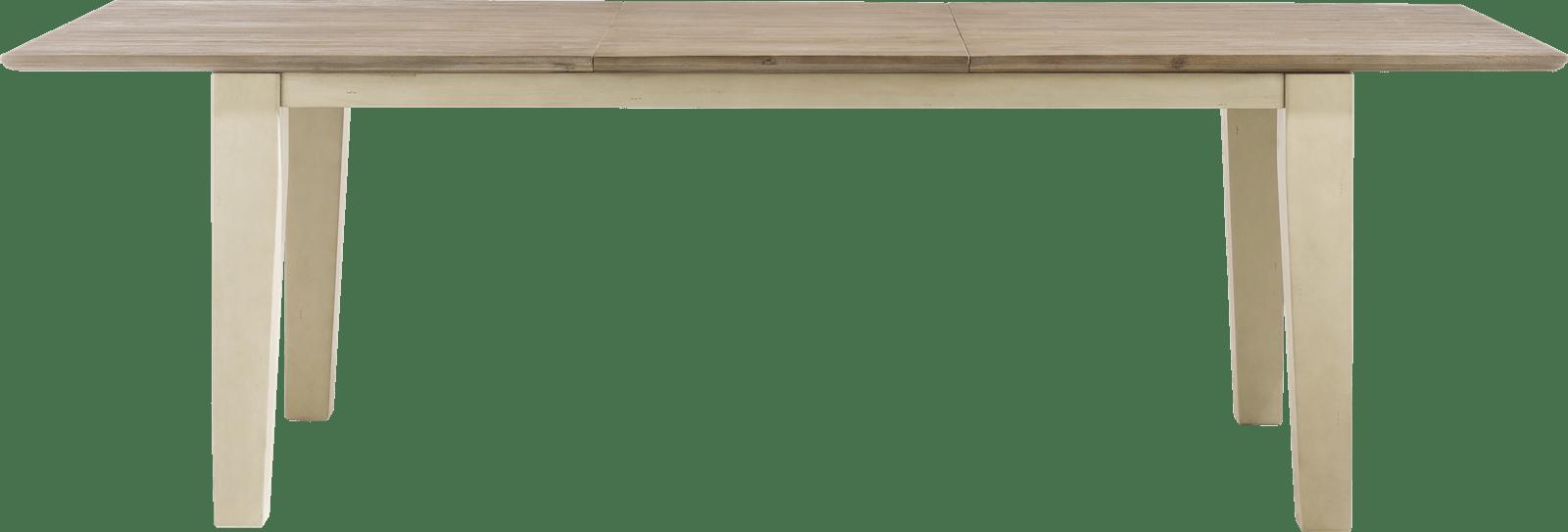 Le Port - ausziehtisch 160 (+ 60) x 100 cm