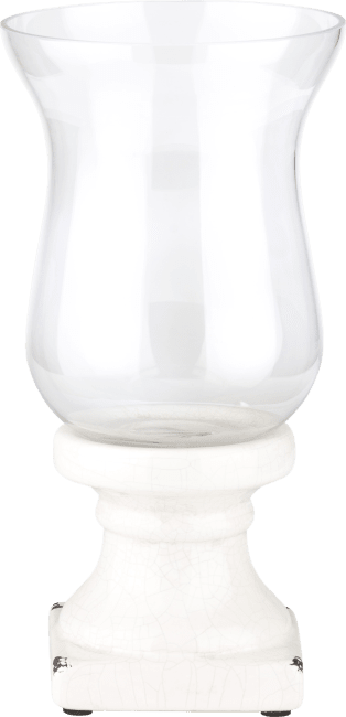 Coco Maison - windlicht hudson small - wit