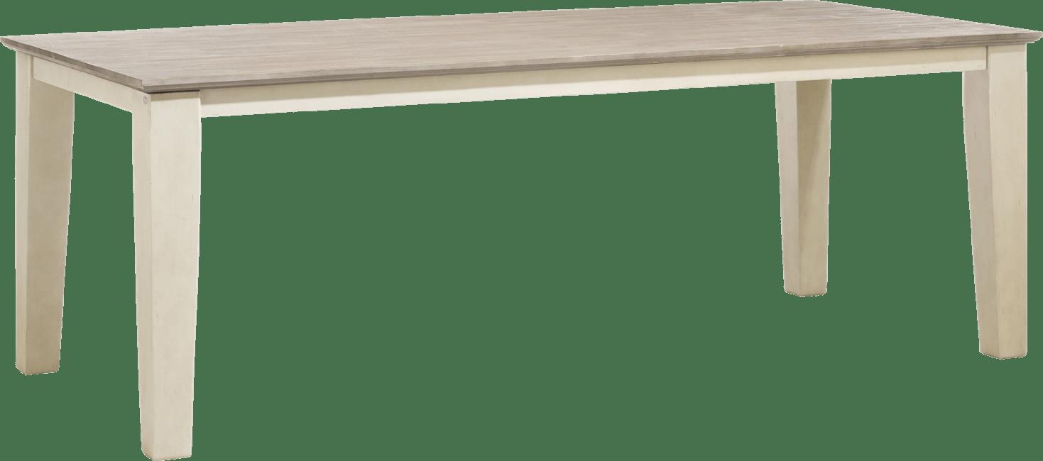 Le Port - eetkamertafel 160 x 90 cm