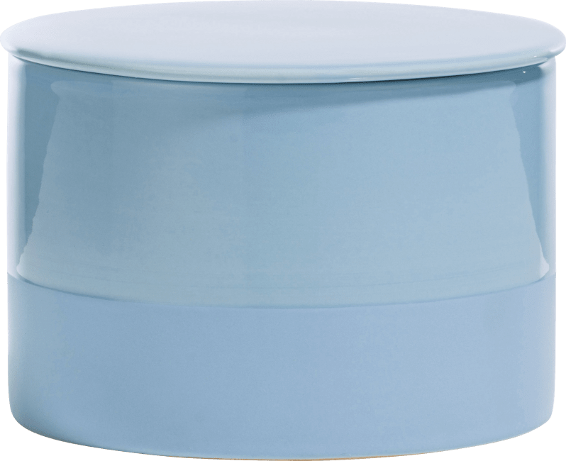 Coco Maison - pot dome - bleu