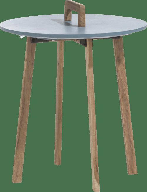 Coco Maison - table d'appoint revillo - ronde 42 cm