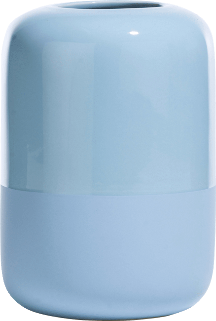 Coco Maison - vaas dome small - blauw