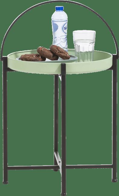 Coco Maison - bijzettafel louis - mint