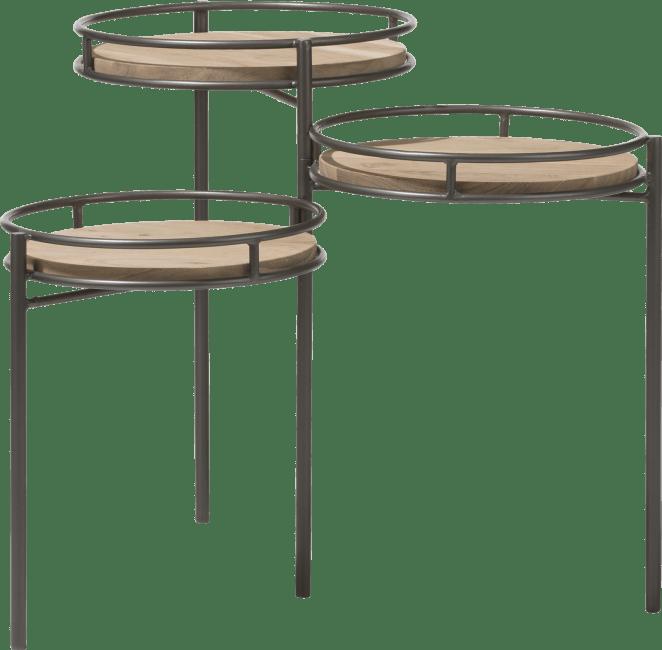 Coco Maison - bijzettafel indira - set van 3