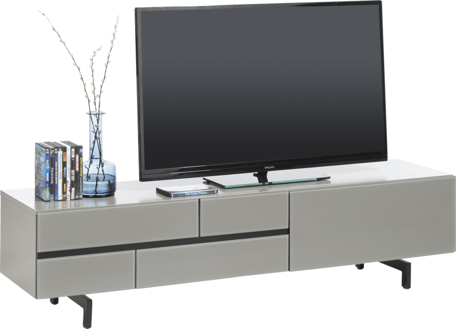 Lurano - tv-dressoir 170 cm - 1-lade + 1-klep