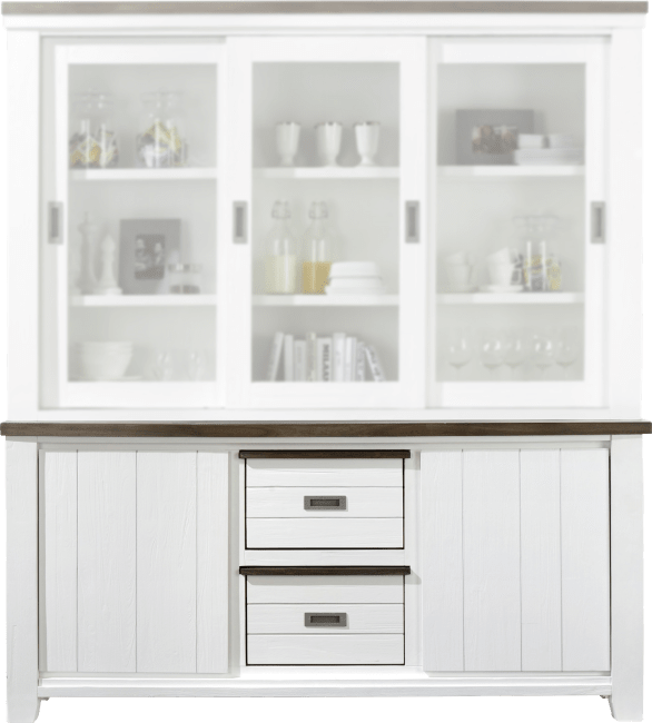 Velasco - dressoir 185 cm - 2-deuren + 2-boxen (+ 23947)