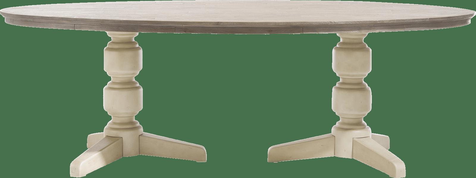 Le Port - tisch oval 240 x 120 cm