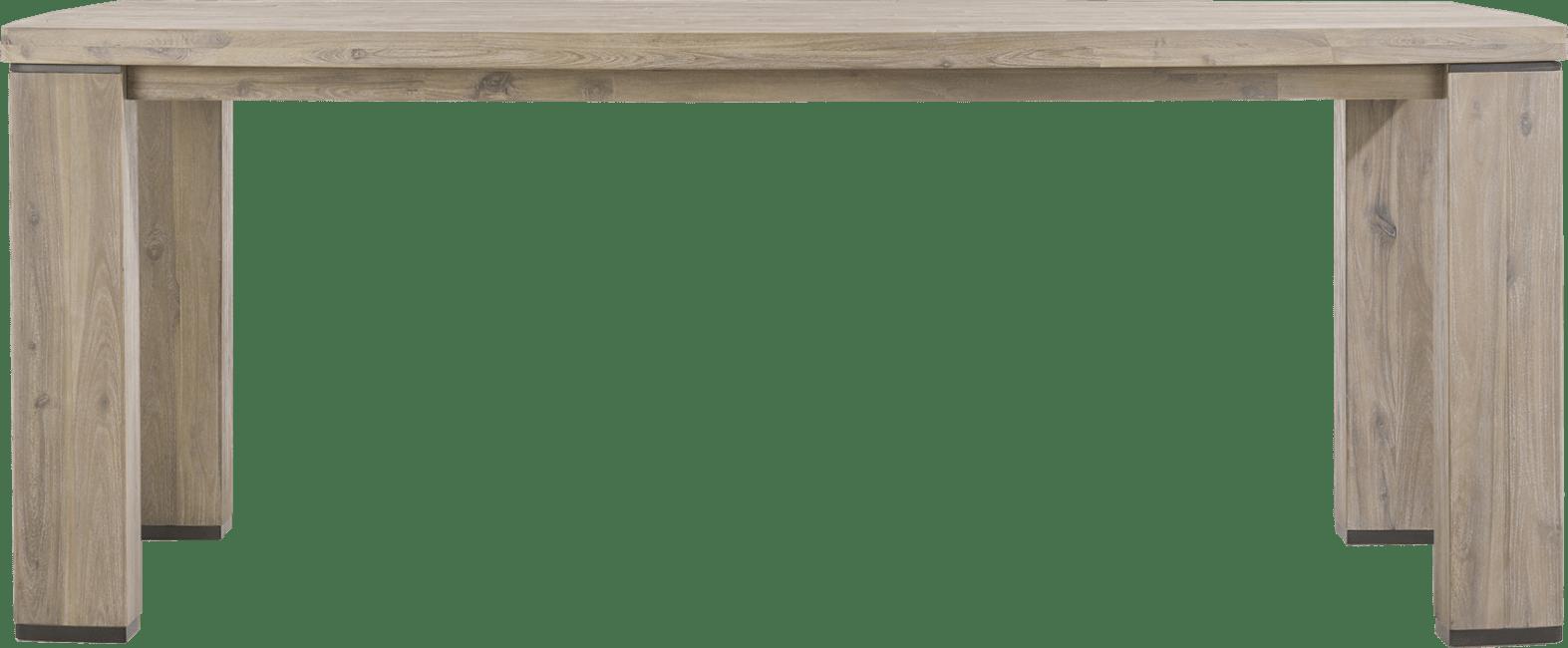 Coiba - eetkamertafel 200 x 105 cm