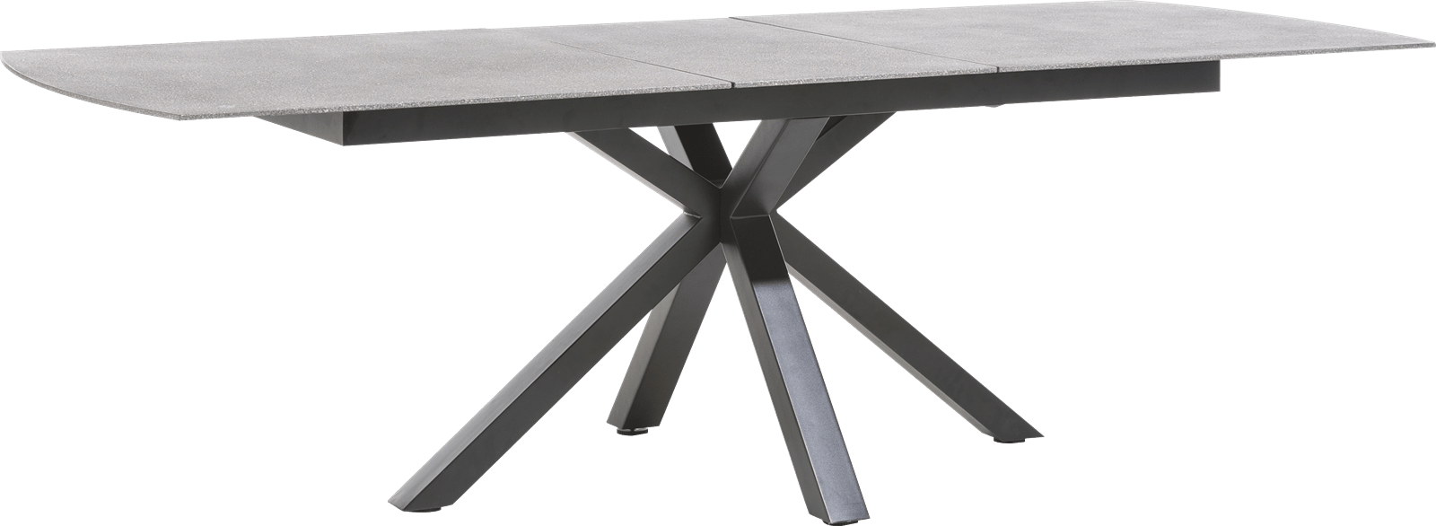 Table A Rallonge Multiplus 170x100 Cm Henders Hazel