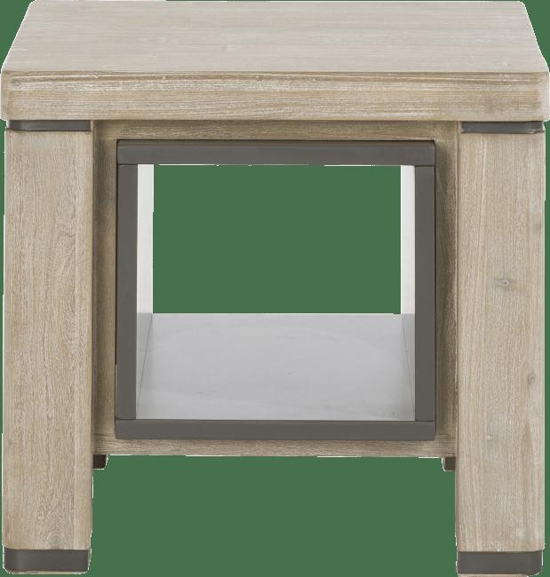 Coiba - bijzettafel 50 x 50 cm