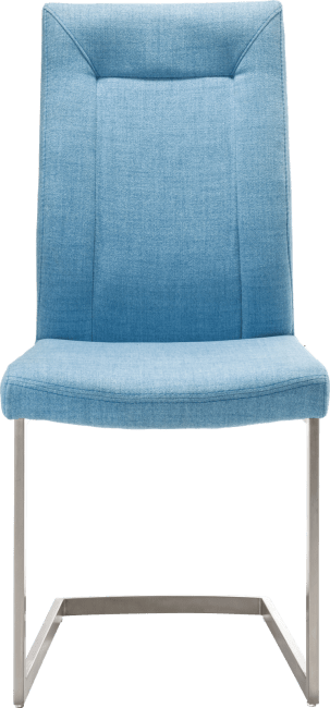 Malene - stuhl - edelstahl swing viereckig