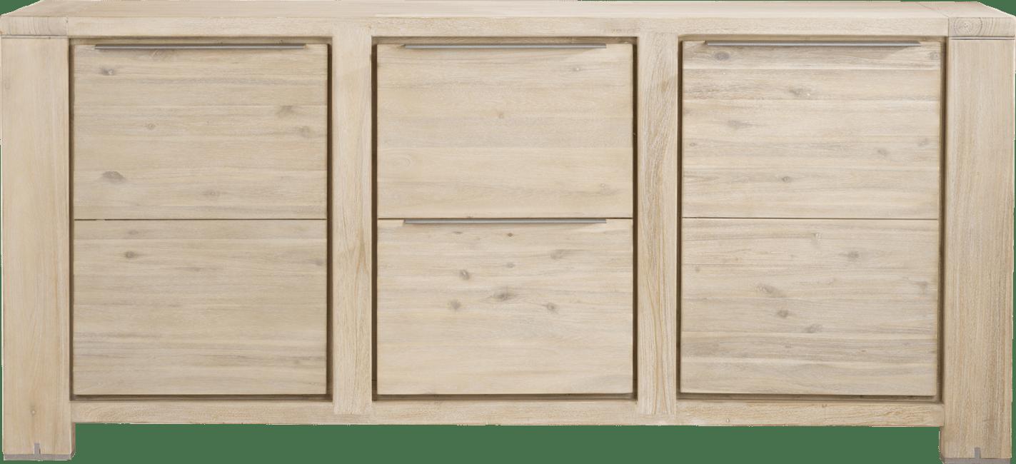 Buckley - dressoir 180 cm - 2-deuren + 2-laden