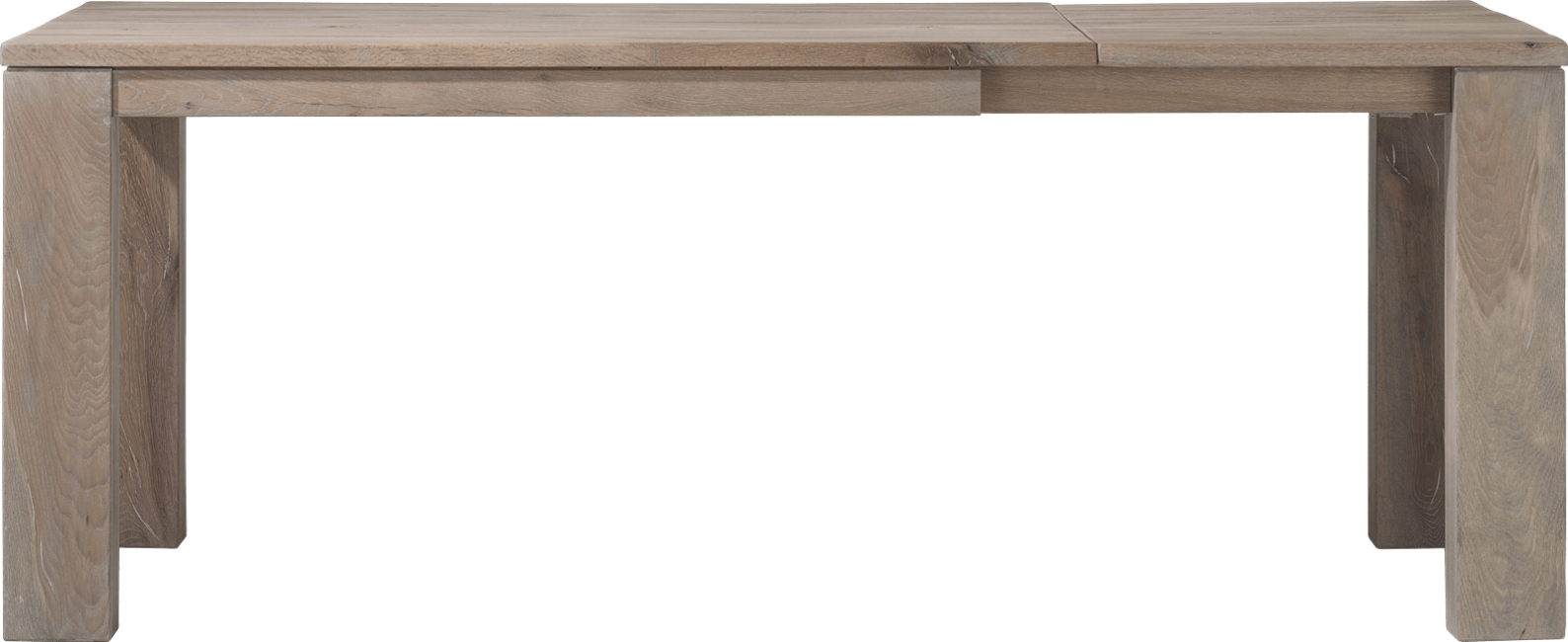Masters - uitschuiftafel 140 (+60) x 90 cm - hout 12x12/10x14