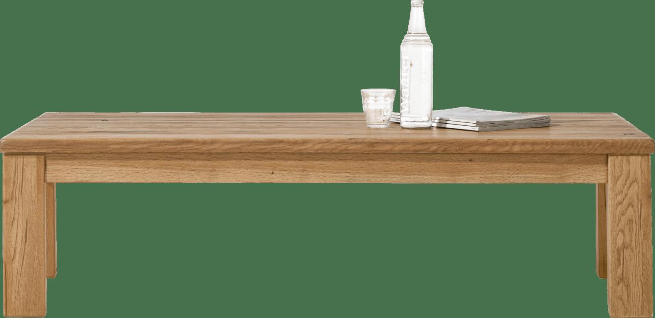 Masters - salontafel 140 x 70 cm - hout 9x9