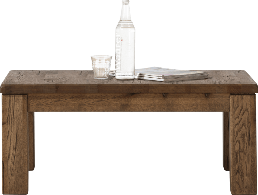 Masters - salontafel 90 x 90 cm - hout 9x9