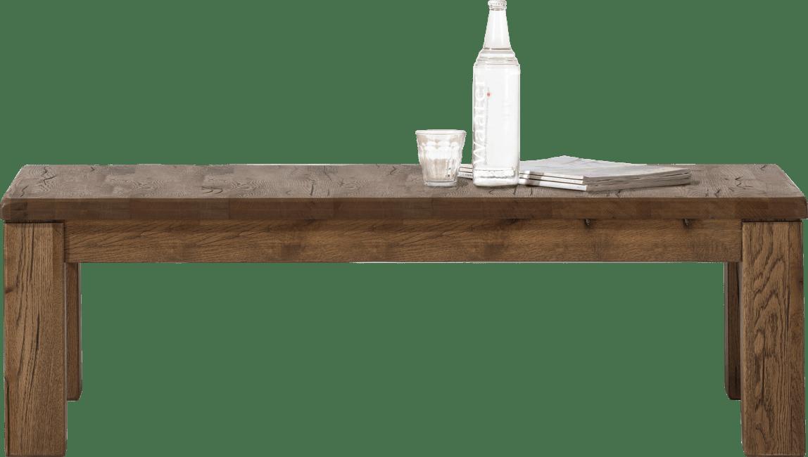 Masters - table basse 120 x 90 cm - bois 9x9