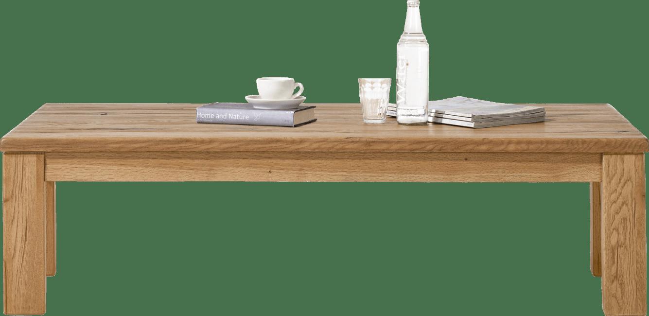 Masters - salontafel 140 x 90 cm - hout 9x9