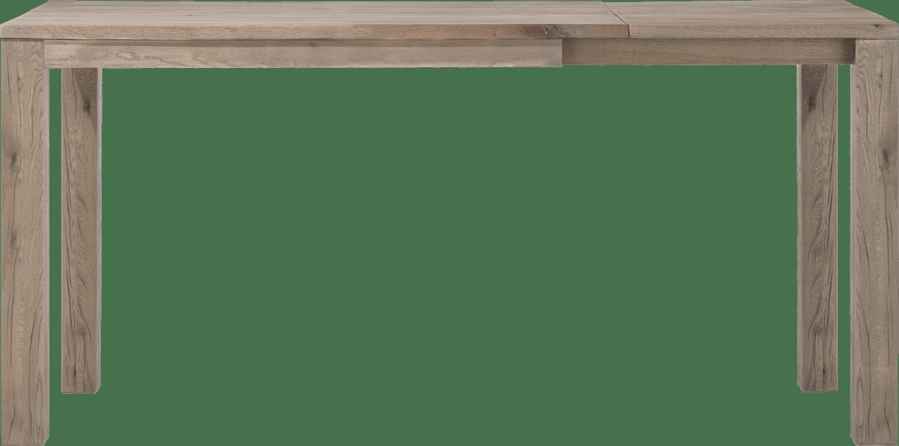 Masters - uitschuif-bartafel 140 (+ 60) x 90 cm - hout 9x9
