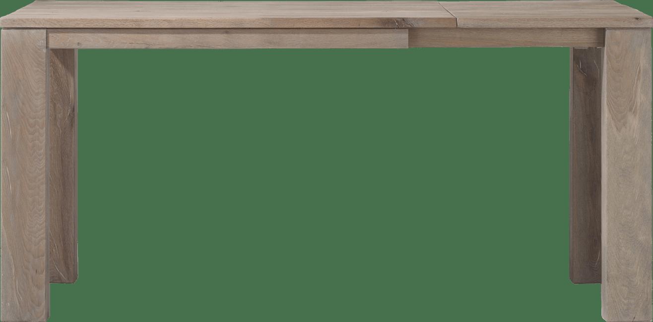 Masters - uitschuif-bartafel 140 (+ 60) x 90 cm - hout 12x12/10x14