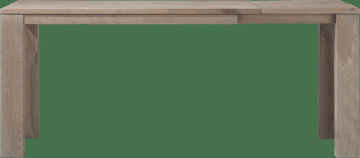 Masters - uitschuif-bartafel 160 (+ 60) x 90 cm - hout 12x12/10x14