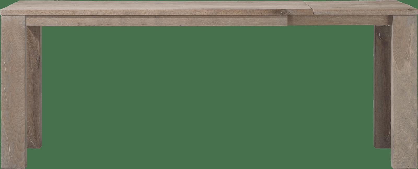 Masters - uitschuif-bartafel 180 (+ 60) x 90 cm - hout 12x12/10x14