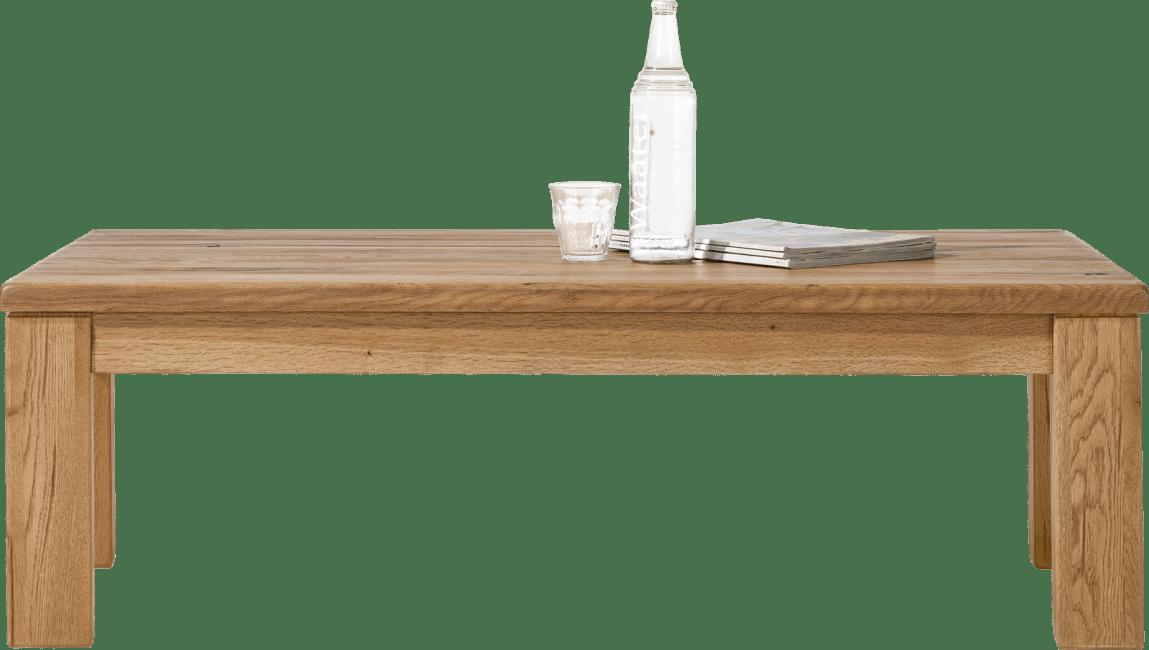 Masters - salontafel 120 x 70 cm - hout 9x9