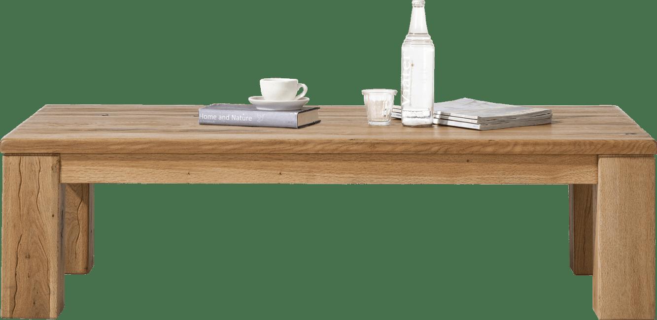 Masters - salontafel 140 x 90 cm - hout 12x12/10x14