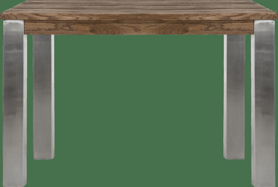 Masters - table 120 x 90 cm - inox 9x9