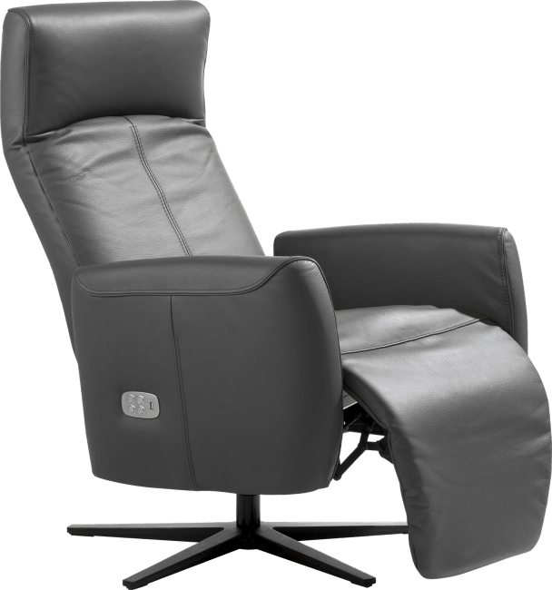 Elektrische Relax Fauteuil Leer.Sintra Relaxfauteuil 3 Motors Incl Usb Electrische Hoofdsteun