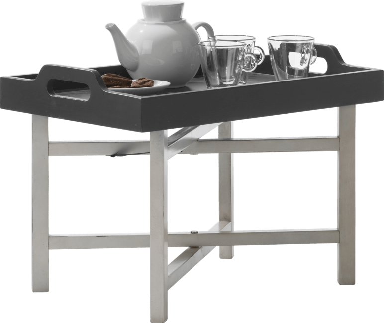 Le Port - ecktisch / butler tray 60 x 40 cm
