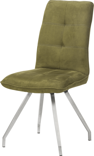 Milva - stuhl - artis gestell 4-fuessen