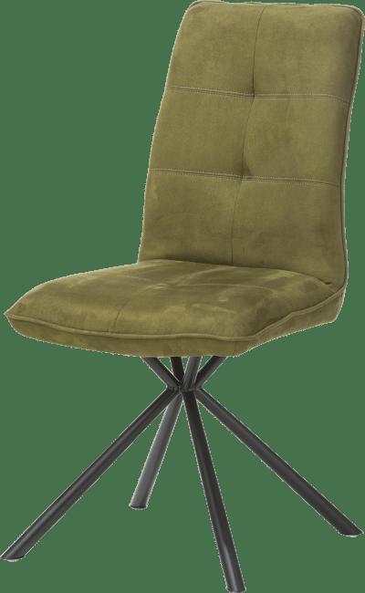 Milva - stuhl - fuesse schwarz