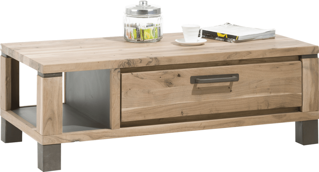x table 60 tiroir1 cm 1 basse niche Falster 120 TJFK3lu1c