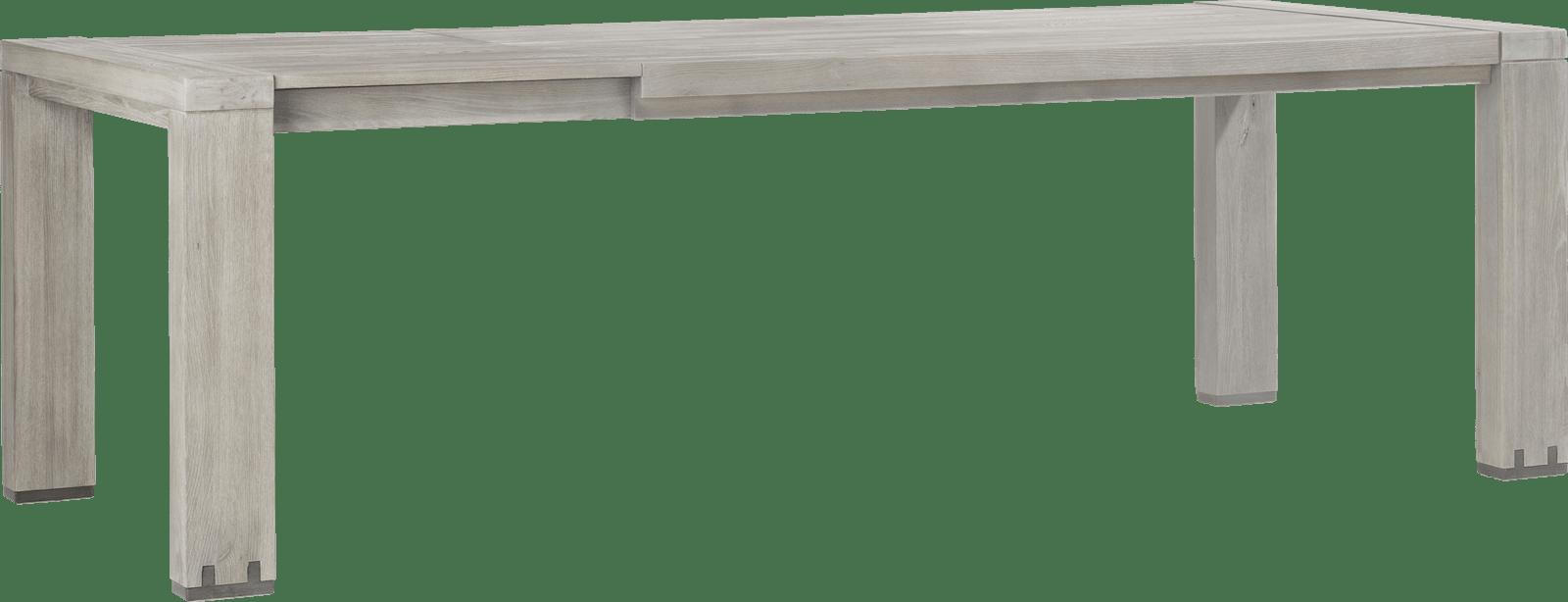 Avola - uitschuiftafel 190 (+ 60) x 100 cm