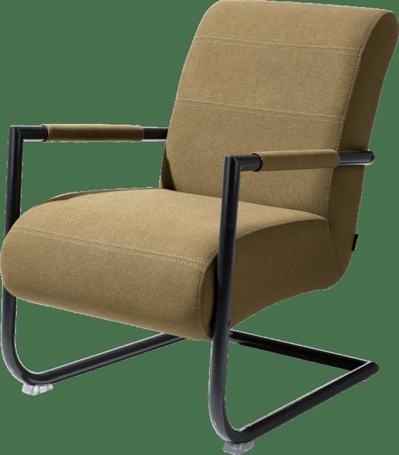 Angelica - fauteuil noir