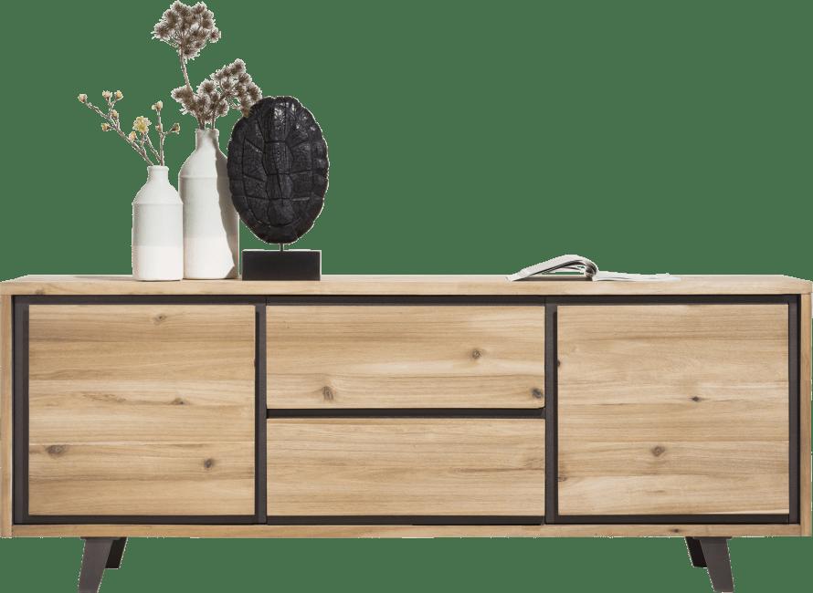 Prato - sideboard 210 cm - 2-tueren + 2-laden