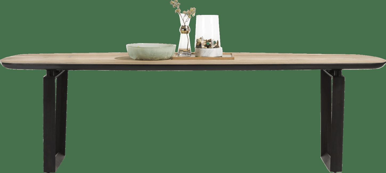Prato - eetkamertafel 240 x 100 cm