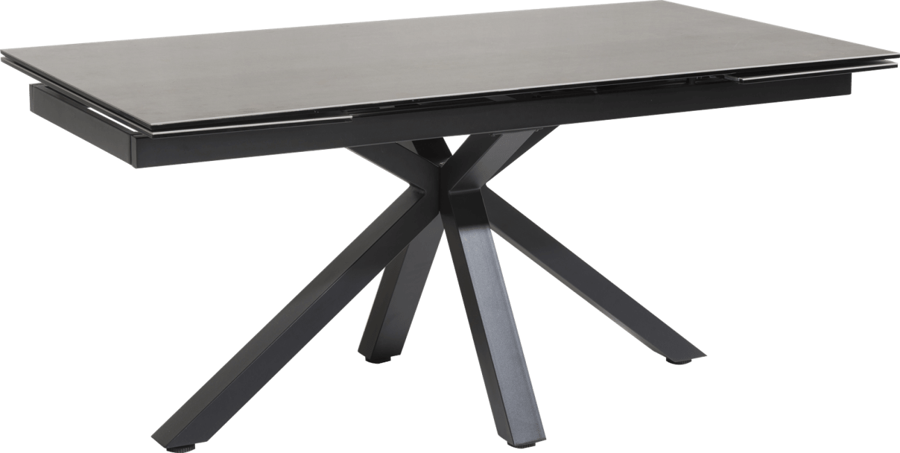 Multi - table a rallonge 170 (+ 2x40) x 90 cm