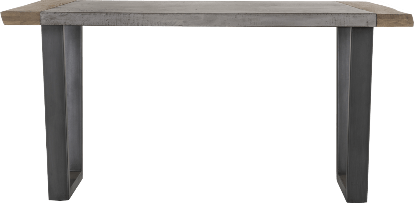 Farmer - bartafel 140 x 100 cm (hoogte: 92 cm)