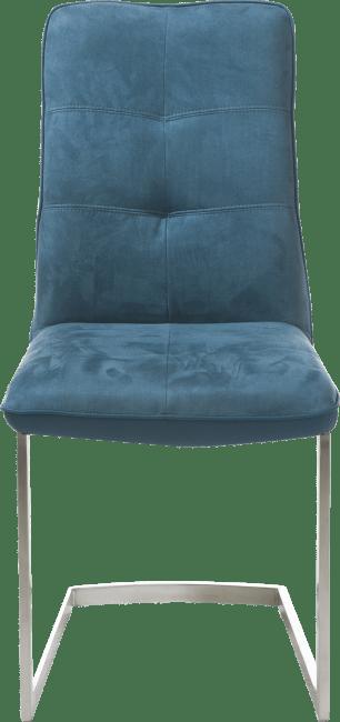 Milva - stuhl - edelsthal swing gestell