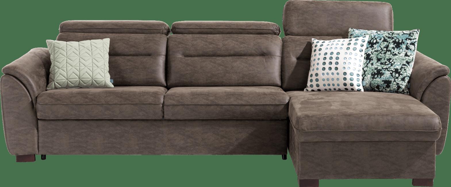 canap lit 2 5 places accoudoir gauche rochelle heth. Black Bedroom Furniture Sets. Home Design Ideas