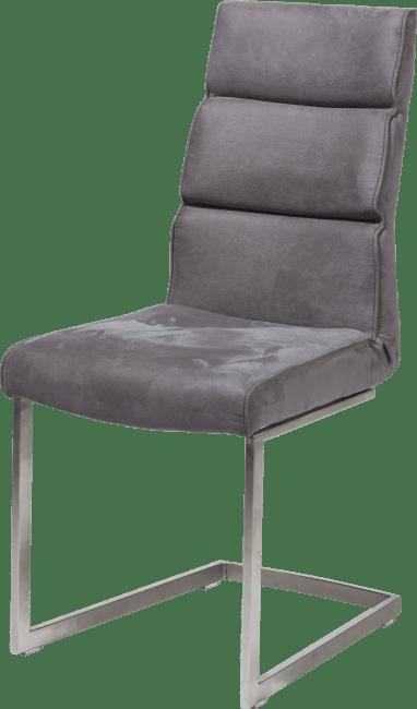 Jasmin - stuhl-swing edelstahl viereckig + handgriff viereckig-savannah/kibo