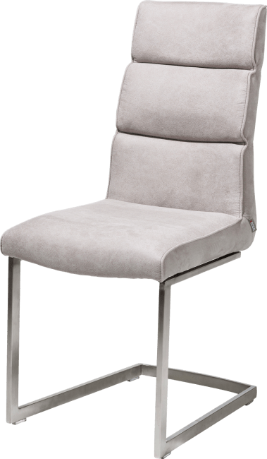 Jasmin - stuhl - swing edelstahl viereckig