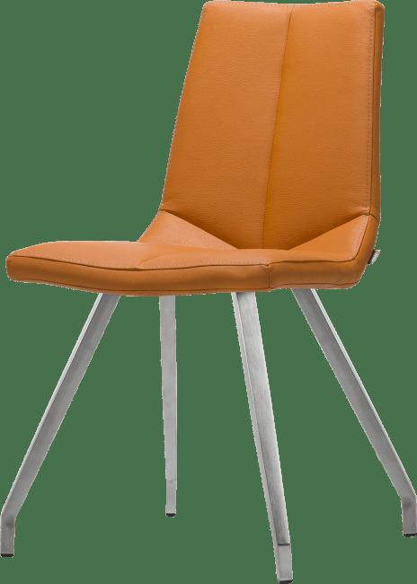 Artella - stuhl 4-fuessen edelstahl